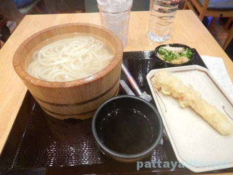 丸亀製麺ターミナル21パタヤ釜揚げうどん (14)