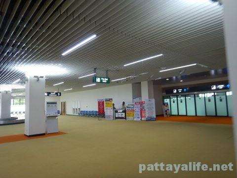 ウタパオ空港ミニバス (1)