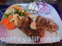 セイラーバー&レストランのTボーンステーキ (1)