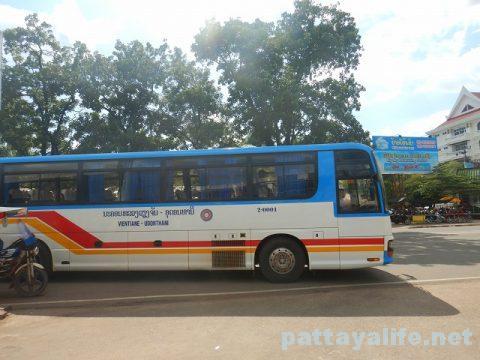 ビエンチャンタラートサオバスターミナルからウドンタニーバスターミナルまで国境バス (4)