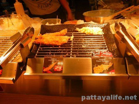 丸亀製麺ターミナル21パタヤ釜揚げうどん (6)