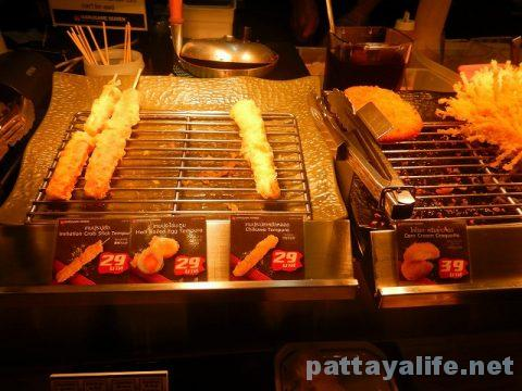 丸亀製麺ターミナル21パタヤ釜揚げうどん (8)