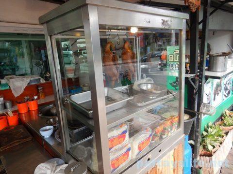 パタヤタイの鴨肉屋カオナーペットとクイティアオペット (4)