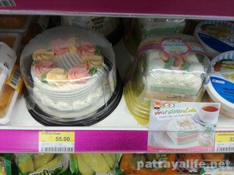 セブンイレブンのケーキ