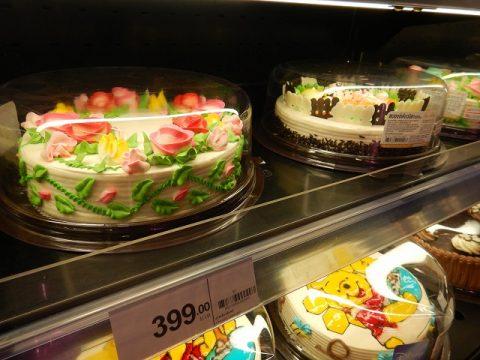 セントラルマリーナビッグCのケーキ (3)