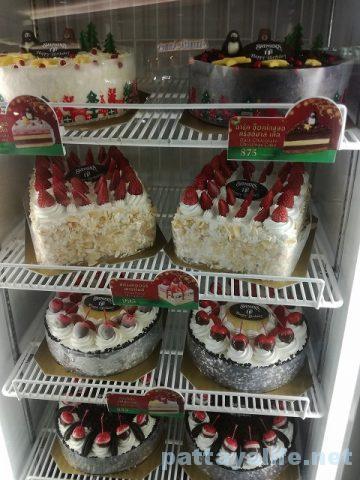 ビッグCエクストラSwensensnスウェンセンのケーキ (1)