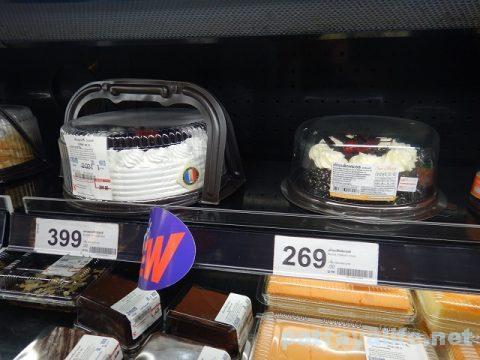 ビッグCエクストラ内のケーキ (1)