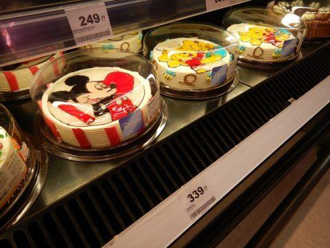 セントラルマリーナビッグCのケーキ (2)
