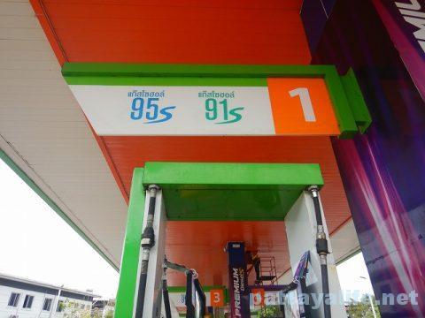 パタヤのガソリンスタンド (7)