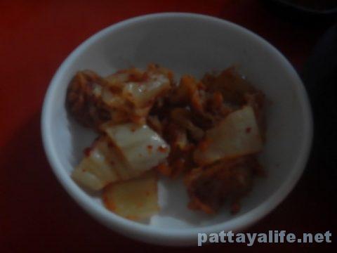 パタヤ韓国料理店GANGNAM POCHA (5)