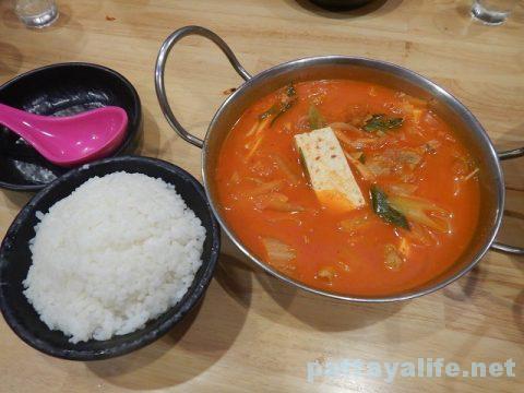 パタヤ韓国料理店SUPERSTAR (9)