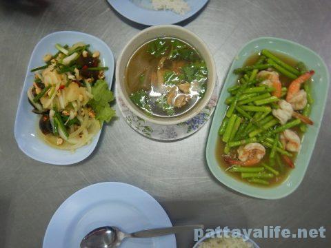 パックブンロイファー飛天空心菜中華スープ (2)