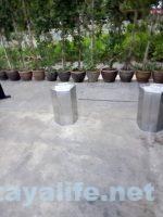 スワンナプーム空港喫煙所 (1)