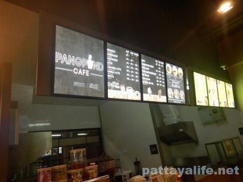 パタヤアベニューのPANGPONDカフェ (1)