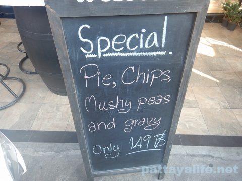 cheap charly's チープチャーリーのローストディナーと日替わりパイ (4)