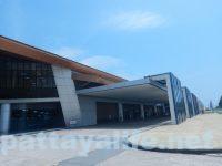 ウタパオ空港新ターミナルビル (1)