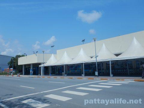 ウタパオ空港新ターミナルビル (3)