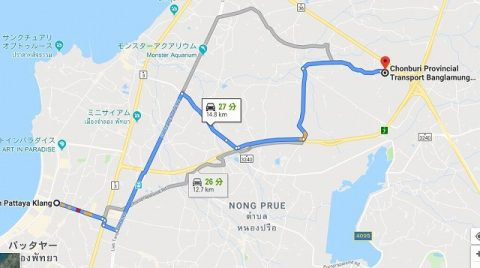 グーグルマップ (2)