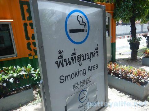 ドンムアン空港喫煙所 (3)