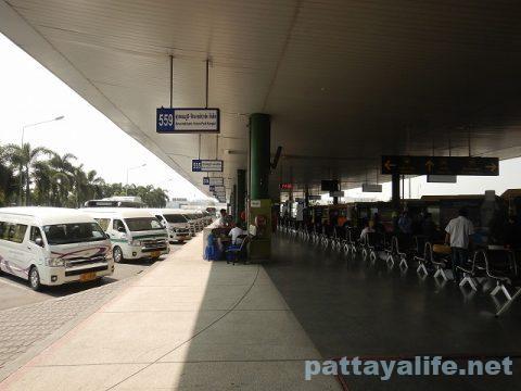 スワンナプーム空港トランスポーテーションセンターバスターミナル (2)