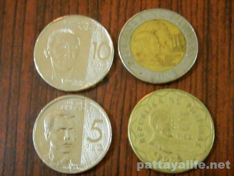 フィリピンペソ新硬貨