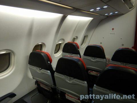 エアアジアのプレミアムフレックス搭乗レポート (7)