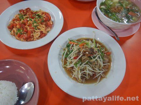 パタヤカン市場食堂街 (6)