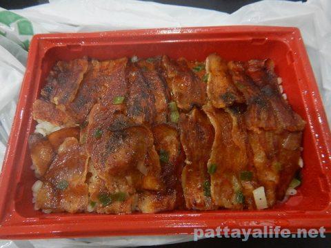 タイのセブンイレブンの日本食弁当 (12)