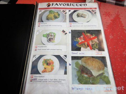 デンマーク料理レストランFavoritten (5)