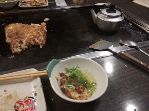 喃風お好み焼きどろ焼きたこ焼き (5)