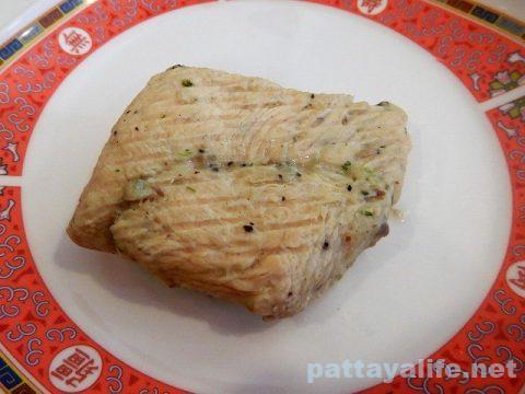 タイのコンビニ飯ライスベリーライスと玄米とサラダチキン (10)