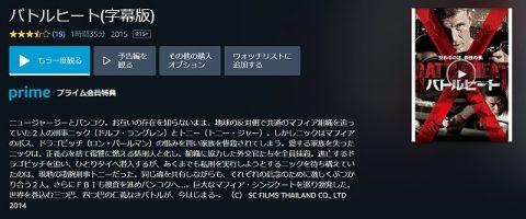 バトルヒート アマゾン (2)