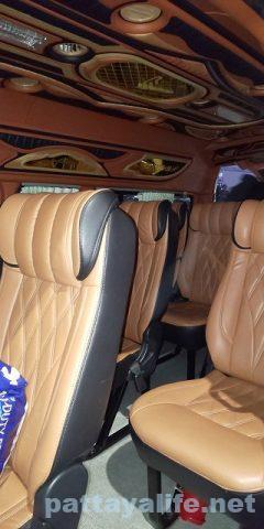 KKdayのスワンナプームパタヤチャータータクシー (3)