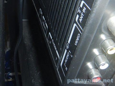 mini HDMI to HDMI ケーブルでPCとテレビを接続 (1)