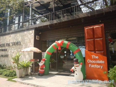 チョコレートファクトリー Chocolate Factory Pattaya (1)