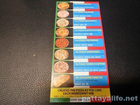 Pizza Italy Pattaya ピッツァイタリー (5)