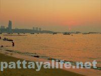 パタヤビーチ2020年2月 (14)