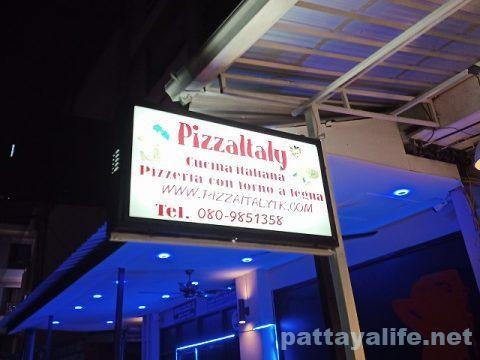 Pizza Italy Pattaya ピッツァイタリー (1)
