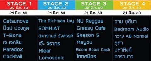 パタヤ音楽フェスティバル2020 Pattaya Music Festival 2020 (4)