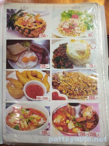 パタヤカン市場のガパオムー (2)