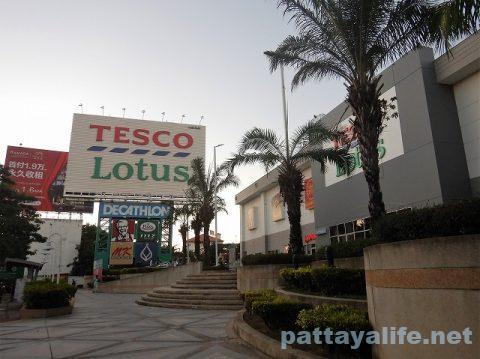 テスコロータス TESCO Lotus ノースパタヤ