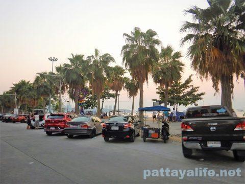 パタヤビーチ2020年2月 (12)
