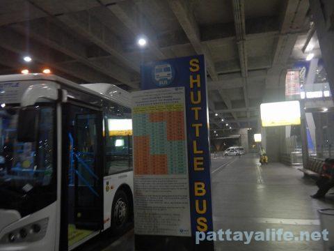 スワンナプームドンムアン空港シャトルバス (3)