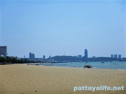 パタヤビーチ (2)