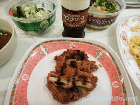 トンカツ定食 (2)