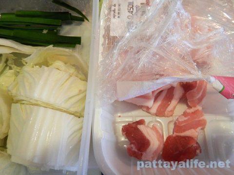 タイの豚バラ肉ブロック (2)