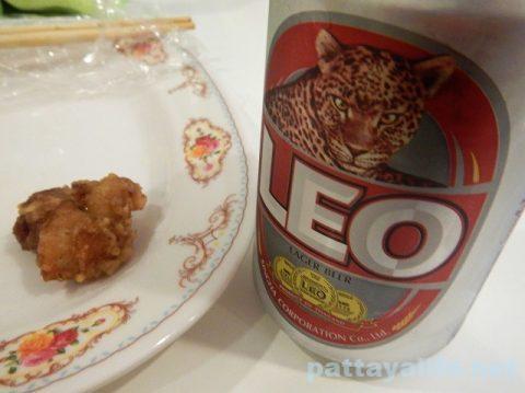 LEOと唐揚げ