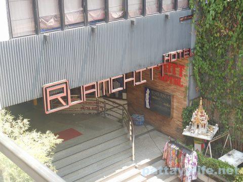 バンコクスクンビットスカイウォークテーメーソイカ回廊 (15)