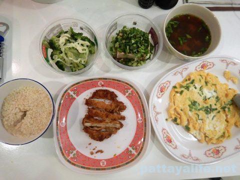 トンカツ定食 (1)