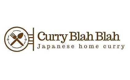 Curry Blah Blah ロゴ